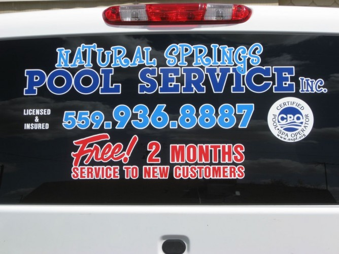 Ready to apply vinyl lettering and graphics application instructions